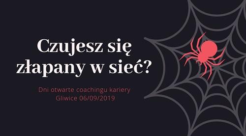 Bezpłatne spotkania z coachem kariery i zmiany drogi zawodowej, Gliwice, województwo śląskie.
