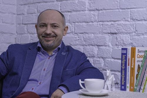 Mariusz Dłużak - business coach w Katowicach.